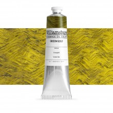 Williamsburg : Oil Paint : 150ml : Green Gold