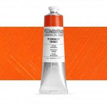 Williamsburg : Oil Paint : 150ml : Permanent Orange