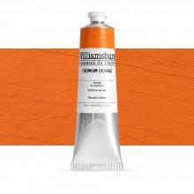 Williamsburg : Oil Paint : 150ml : Cadmium Orange