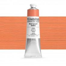 Williamsburg : Oil Paint : 150ml : Montserrat Orange