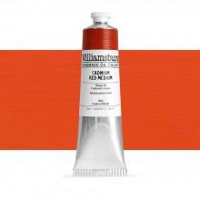 Williamsburg : Oil Paint : 150ml : Cadmium Red Medium