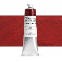 Williamsburg : Oil Paint : 150ml : Permanent Crimson