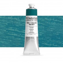 Williamsburg : Oil Paint : 150ml : Cobalt Turquoise Greenish