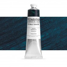 Williamsburg : Oil Paint : 150ml : Phthalo Turquoise