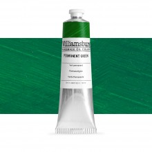 Williamsburg : Oil Paint : 150ml : Permanent Green