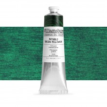 Williamsburg : Oil Paint : 150ml : Phthalo Green-Yellowish