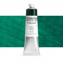Williamsburg : Oil Paint : 150ml : Phthalo Green