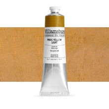 Williamsburg : Oil Paint : 150ml : Mars Yellow Light