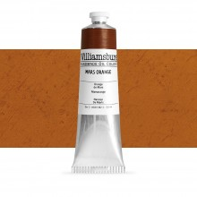 Williamsburg : Oil Paint : 150ml : Mars Orange