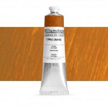 Williamsburg : Oil Paint : 150ml : Cyprus Orange