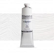 Williamsburg : Oil Paint : 150ml : Safflower Titanium White