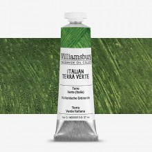 Williamsburg : Oil Paint : 37ml : Italian Terra Verte