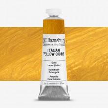 Williamsburg : Oil Paint : 37ml Italian Yellow Ochre