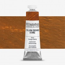 Williamsburg : Oil Paint : 37ml Italian Orange Ochre
