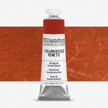 Williamsburg : Oil Paint : 37ml Italian Rosso Veneto