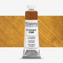 Williamsburg : Oil Paint : 37ml French Raw Sienna