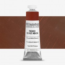 Williamsburg : Oil Paint : 37ml French Rouge Indien