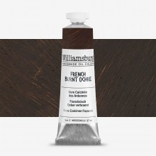 Williamsburg : Oil Paint : 37ml French Burnt Ochre