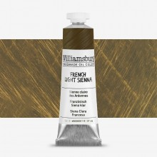 Williamsburg : Oil Paint : 37ml : French Light Sienna