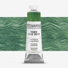 Williamsburg : Oil Paint : 37ml : French Terre Verte