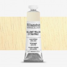 Williamsburg : Oil Paint : 37ml : Brilliant Yellow Extra Pale