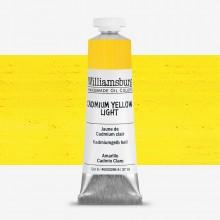 Williamsburg Oil Paint 37ml : Cadmium Yellow Light