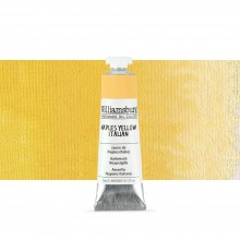 Williamsburg : Oil Paint : 37ml Naples Yellow Italian