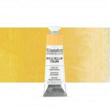 Williamsburg : Oil Paint : 37ml Naples Yellow Italian