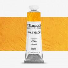 Williamsburg : Oil Paint : 37ml : Cobalt Yellow