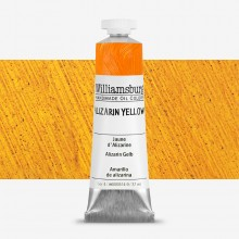 Williamsburg Oil Paint 37ml : Alizarin Yellow