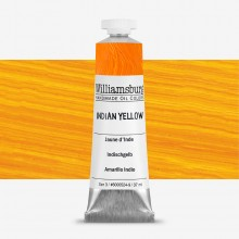 Williamsburg : Oil Paint : 37ml : Indian Yellow