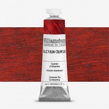 Williamsburg : Oil Paint : 37ml Alizarin Crimson