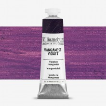 Williamsburg : Oil Paint : 37ml : Manganese Violet