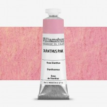 Williamsburg : Oil Paint : 37ml Dianthus Pink