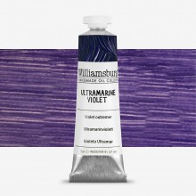 Williamsburg : Oil Paint : 37ml : Ultramarine Violet