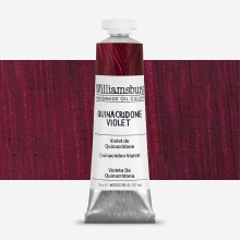 Williamsburg : Oil Paint : 37ml : Quinacridone Violet