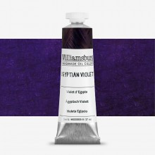 Williamsburg : Oil Paint : 37ml : Egyptian Violet