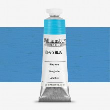 Williamsburg : Oil Paint : 37ml King's Blue