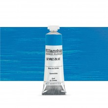 Williamsburg Oil Paint 37ml : Sevres Blue