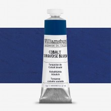 Williamsburg : Oil Paint : 37ml Cobalt Turquoise Bluish
