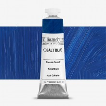Williamsburg : Oil Paint : 37ml Cobalt Blue