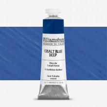 Williamsburg : Oil Paint : 37ml Cobalt Blue Deep