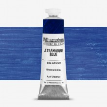 Williamsburg : Oil Paint : 37ml Ultramarine Blue