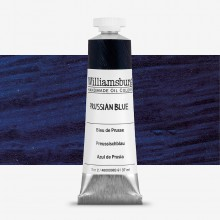 Williamsburg Oil Paint 37ml : Prussian Blue