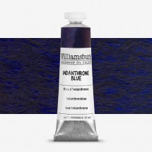 Williamsburg : Oil Paint : 37ml Indanthrone Blue