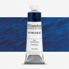 Williamsburg : Oil Paint : 37ml Phthalo Blue