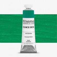 Williamsburg : Oil Paint : 37ml Veronese Green