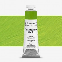 Williamsburg : Oil Paint : 37ml Cadmium Green Light