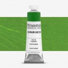 Williamsburg : Oil Paint : 37ml : Cadmium Green