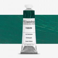 Williamsburg : Oil Paint : 37ml Viridian